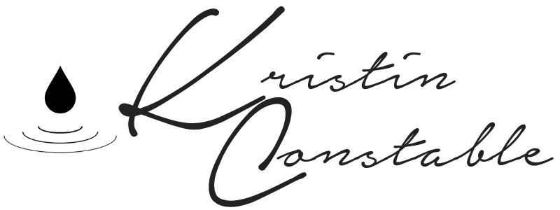 Kristin Constable Signature Logo Icon